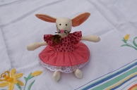 vintage rose Ellen Mouse