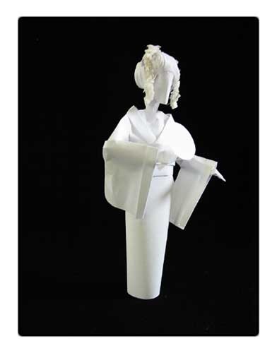 paper geisha