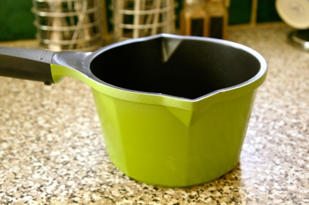 new green pan