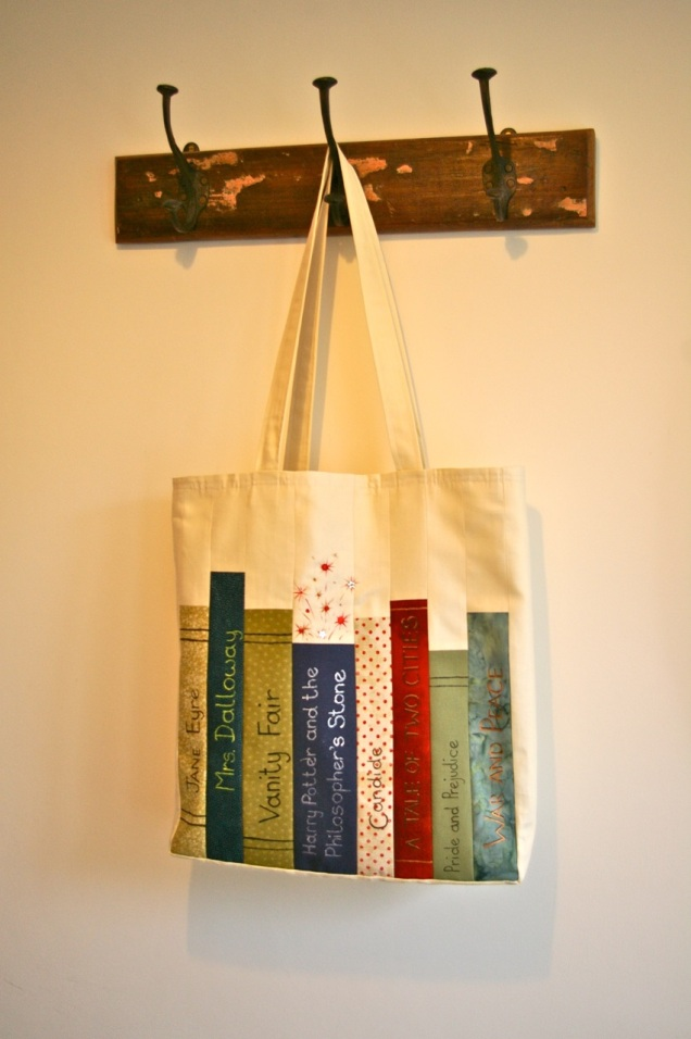 Harry Potter book bag
