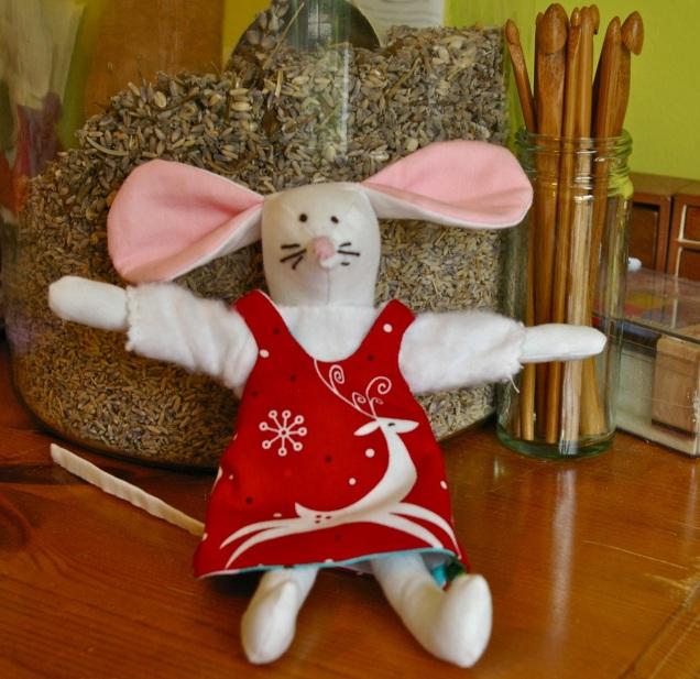 Christmas Ellen Mouse