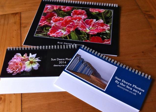 Deerey Me calendars