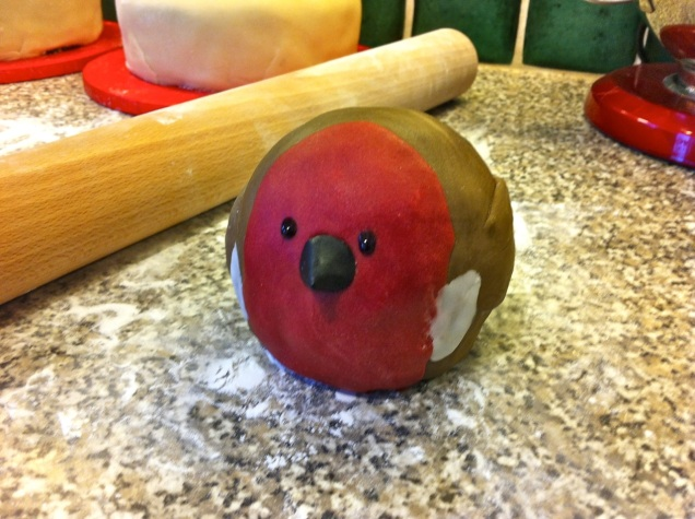 fat fruit cake robin