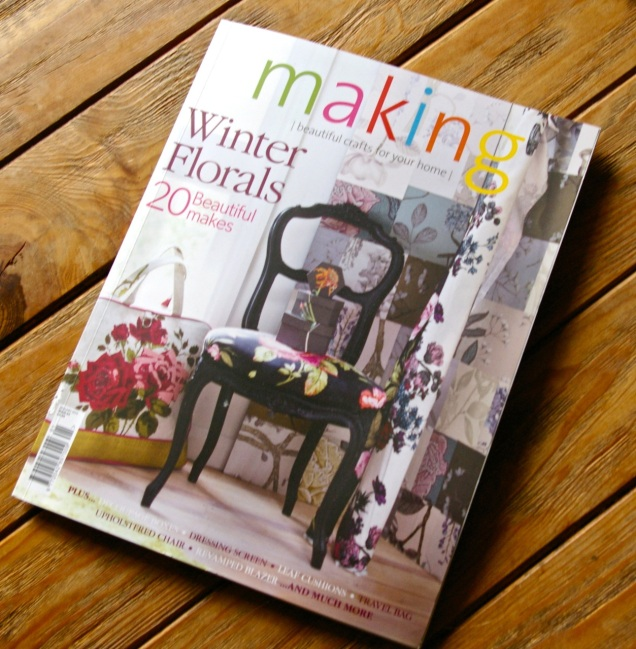 Making magazine