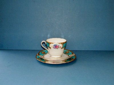 art deco teacup by Queens Park Vintage on Etsy.com