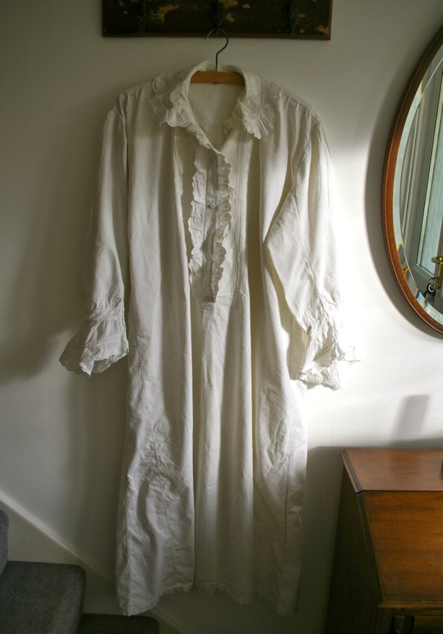 antique nightdress