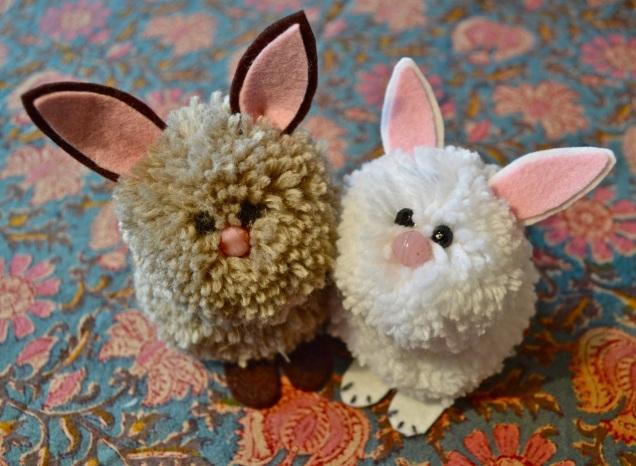 pom pom bunny - 14