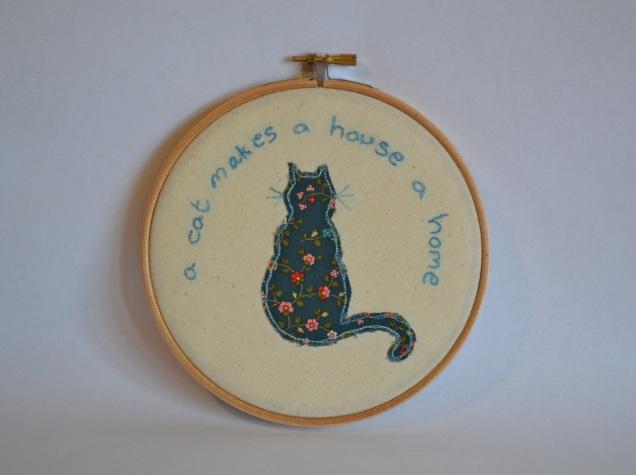 cat hoop